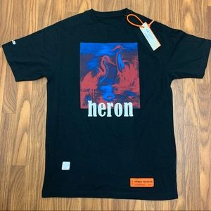 Heron Preston X-Ray T-shirt in Black XS Oversized